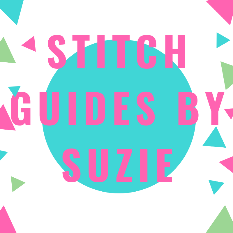 Stitch Guides by Suzie Class