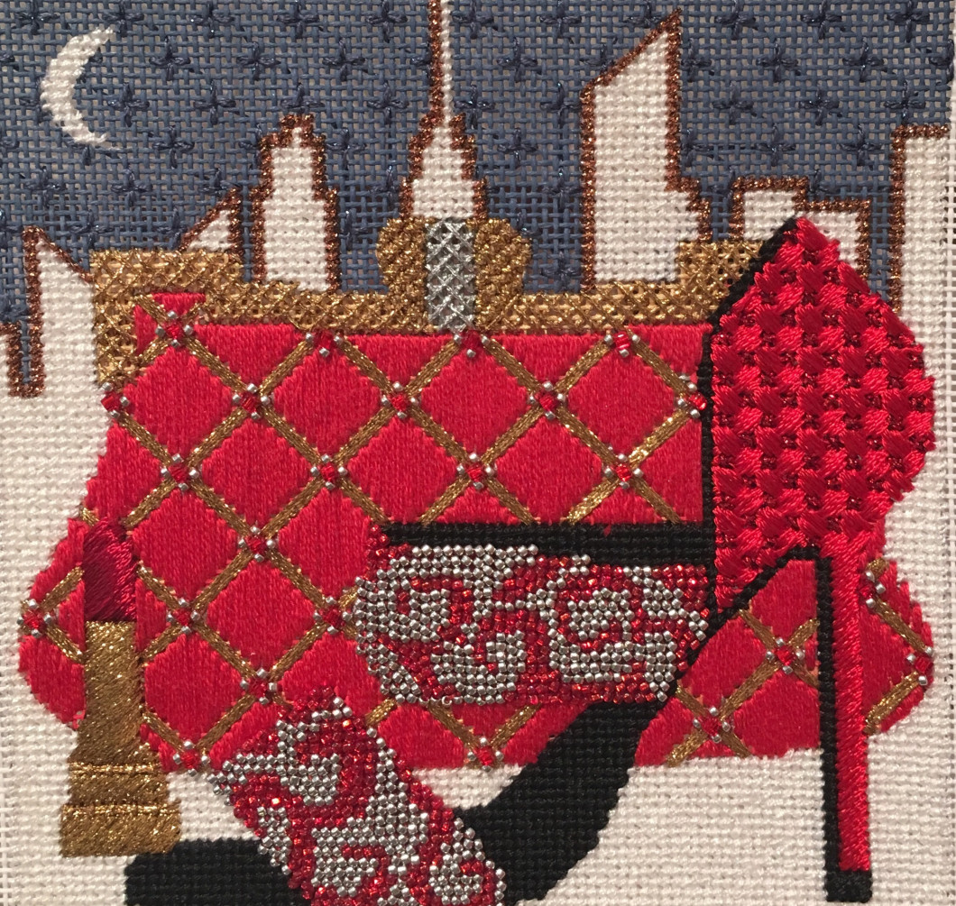 Paint the Town Red - Melissa Prince Designs