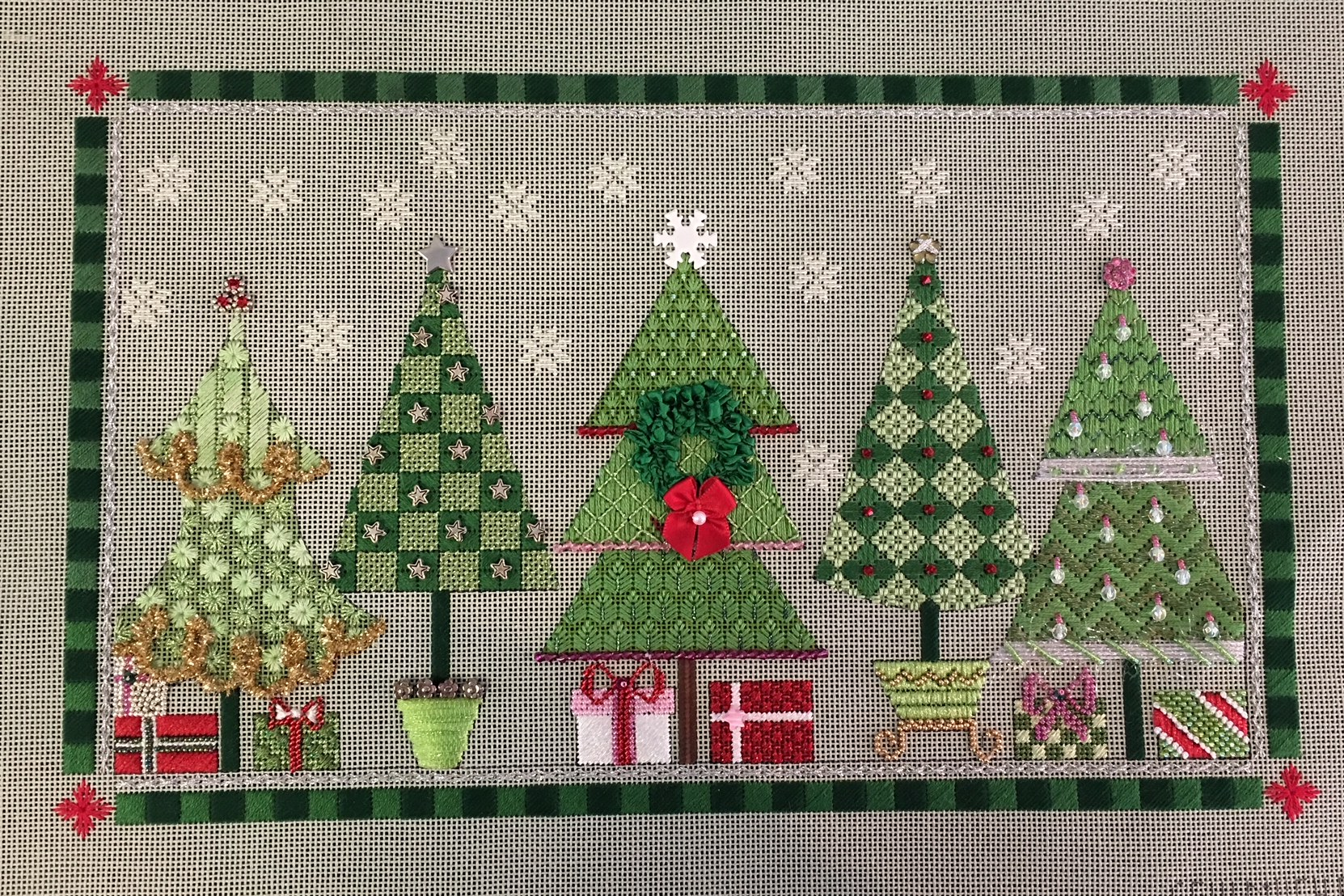 Christmas Trees by Sew Much Fun